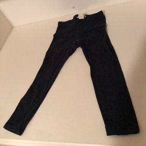 **8 For $25 ** H&M Organic Cotton Black Pants 2-3Y